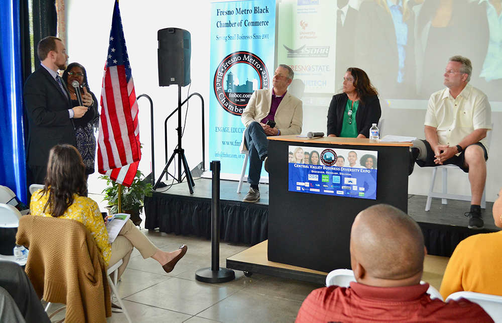 Central Valley Business Diversity Expo