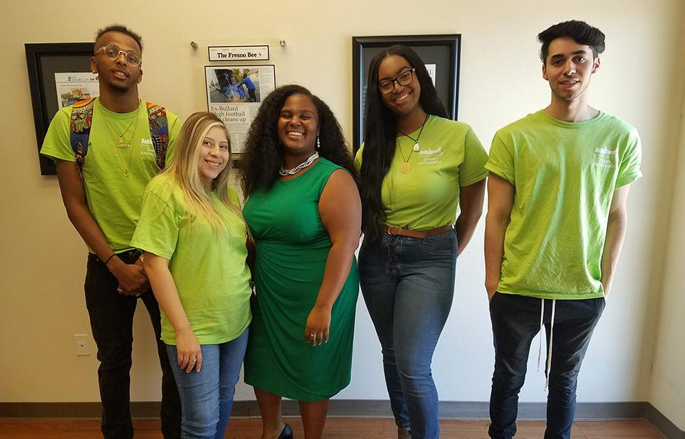 Green Team Youth Ambassadors