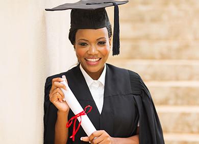 Scholarship recipient - female