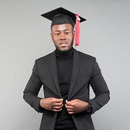 Scholarship recipient - male