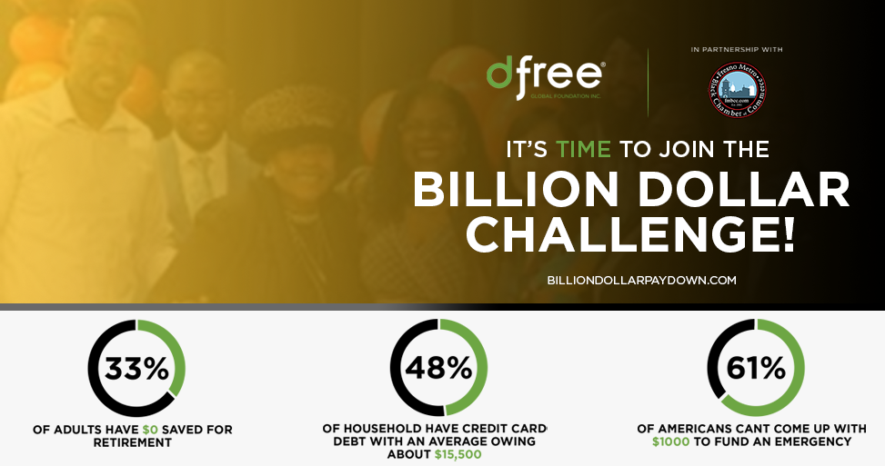 dfree Billion Dollar Challenge