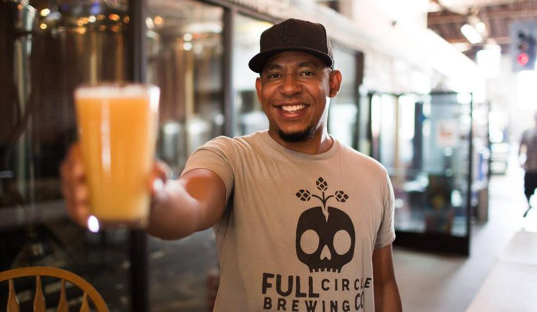 Black brewers make their mark in craft brewing industry